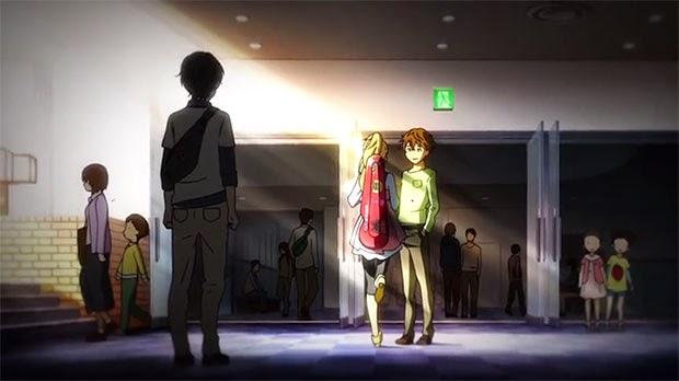 Memastikan - anime NTR