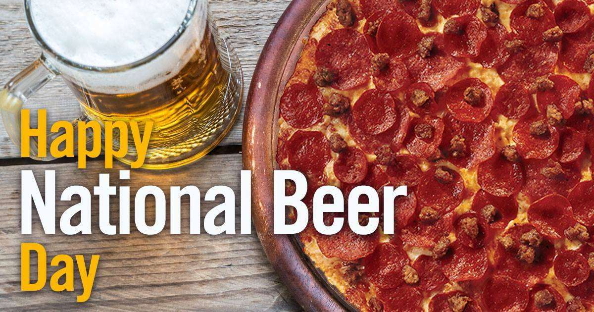 National Beer Day Wishes Awesome Picture