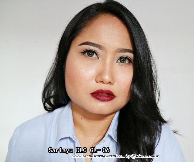 FOTD Sariayu GL-06