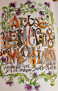 """ARTS AND LETTERING IN MOTION"" online class"