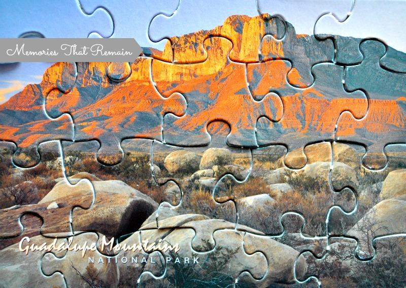 puzzle pocztówka