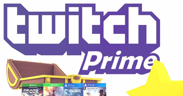 Twitch Prime Account for Free
