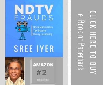 Must buy - NDTV Frauds