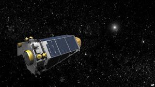 NASA Hidupkan Penyelidikan Kepler
