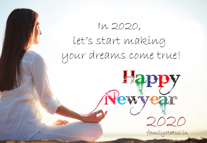 100+ inspirational new year quotes and Happy New Year 2020 Quotes