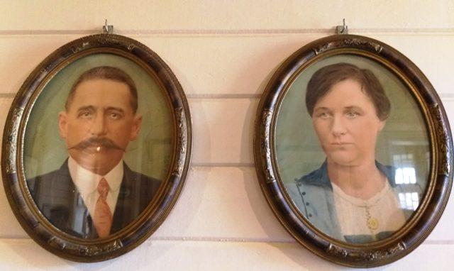 Casal Pedro Carlos Franzen e Luiza Sommer - Castelinho Caracol