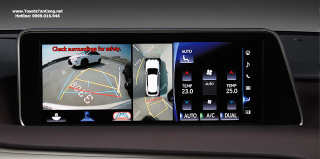 lexus rx350 2016 man hinh toan cang - Đánh giá Lexus RX350 2021 kèm giá bán khuyến mãi #1