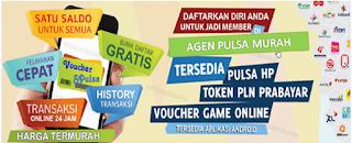 Agen Pulsa All Operator Murah Terpercaya Makassar