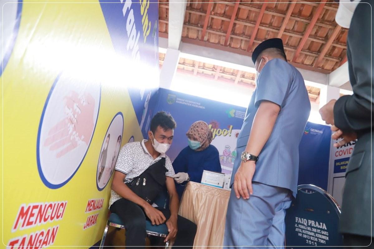 Lansia jadi Prioritas, Targetkan Percepatan Vaksinasi Hingga 300 Persen