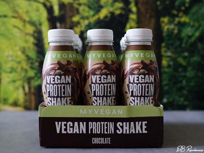 MyVegan Ready to Drink Protein Shake