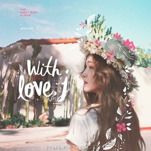 JESSICA – With Love, J – EP (English Version) (ITUNES PLUS AAC M4A)
