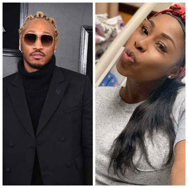 Future's Alleged 7th Baby Mama, Eliza Reign Is Seeking $53K A Month In Child Support