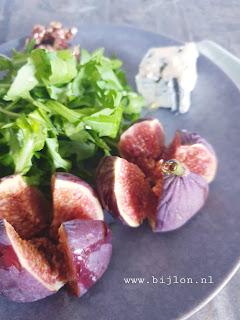Salade vijgen