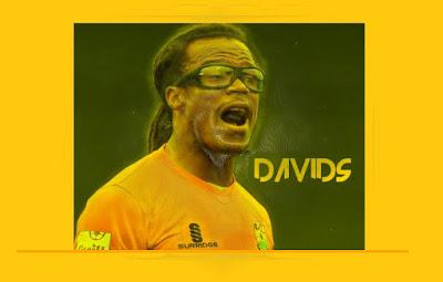 نبذة بسيطة عن اللاعب الهولندي ادغار ديفيدز edgar davids
