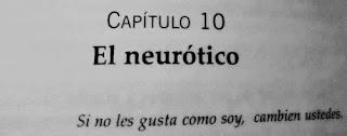 Frase neurótico