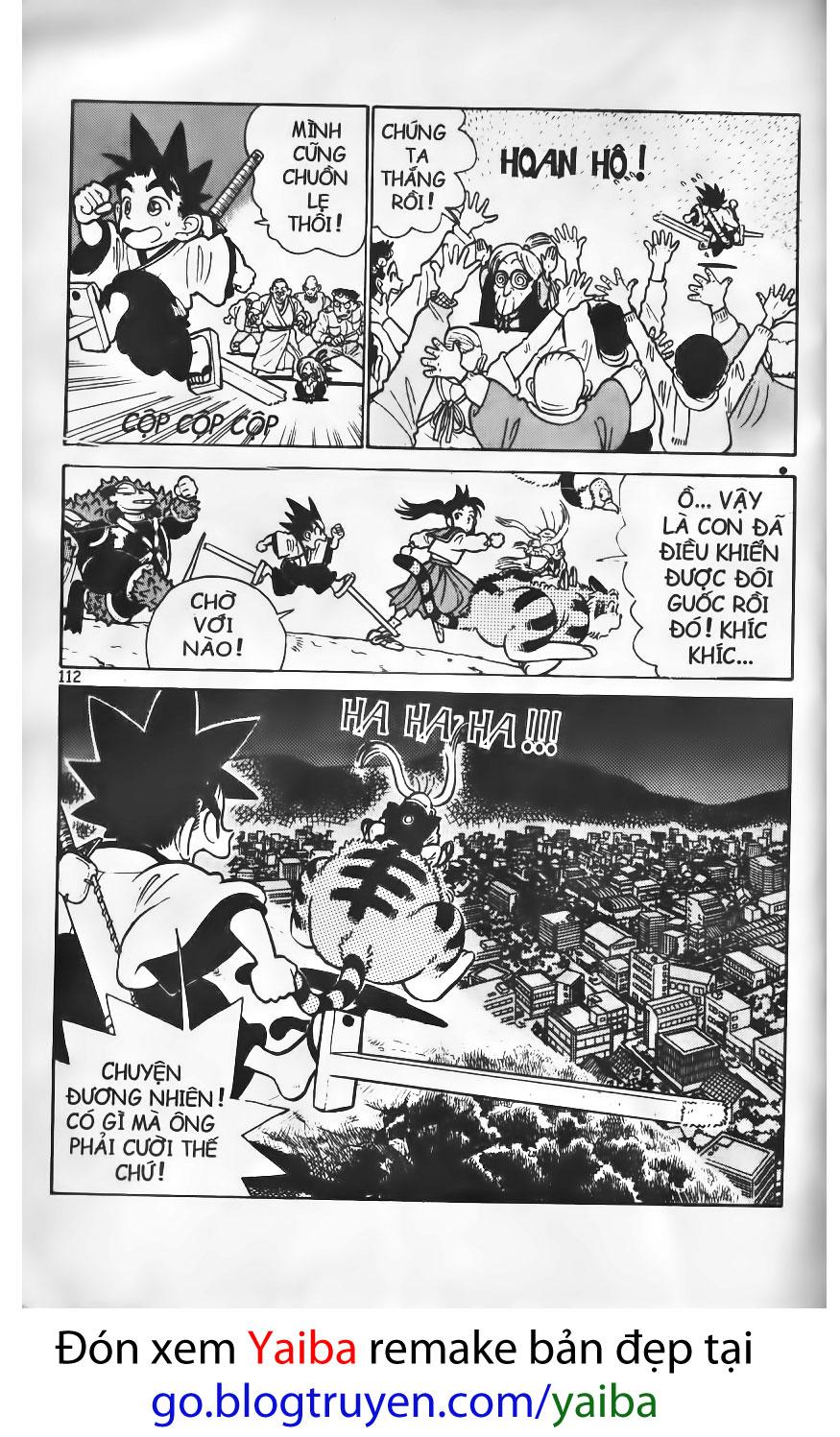 Yaiba chap 25 trang 19