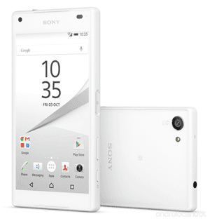 5 Smartphone Terbaik 2016 - Sony Xperia Z5 Compact