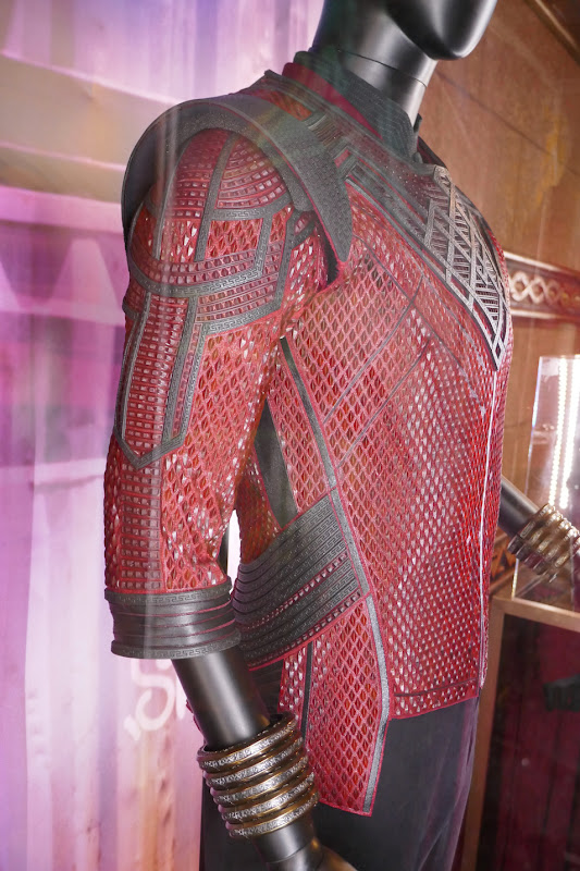 Shang-Chi movie costume detail