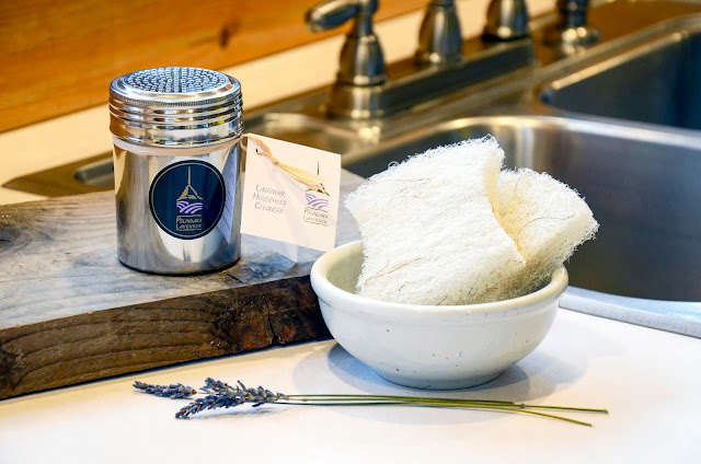 Non-Toxic Home Cleaning with Lavender (Of Course!) - Lavender Household Cleanser