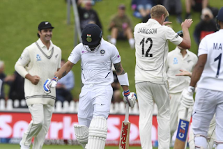 Cricket Highlightsz - New Zealand vs India 1st Test 2020