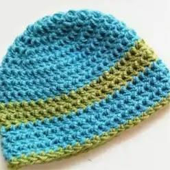 Gorro Básico Crochet