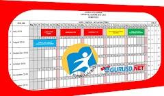 Jadwal Pelajaran Kurikulum 2013 Sekolah Dasar Tahun 2016/2017