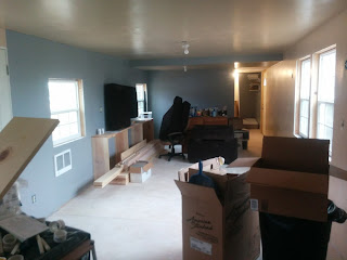 single wide renovation, 1970 trailer remodel, old trailer rebuild