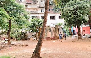 कुर्ला के गांधी मैदान को अतिक्रमण मुक्त बनाने के लिए शनिवार को धरना  | #NayaSaberaNetwork