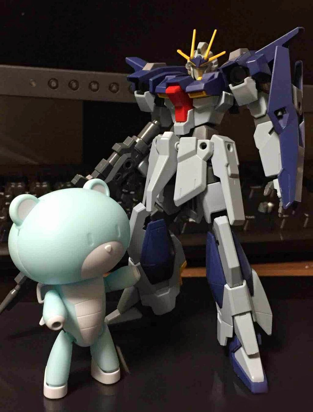 HGBF 1/144 Beargguy F [Family] - Release Info, Box Art and Official Images
