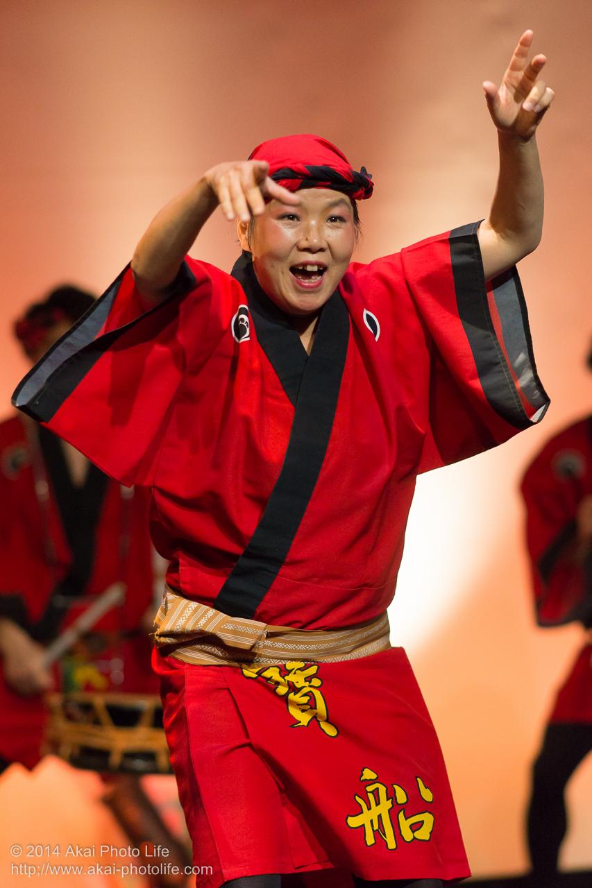 創作舞踊集団 寶船 20周年記念公演 純粋な意図2014 米澤 紀子