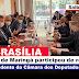 Em Brasília, Prefeito de Maringá participou de reunião com presidente da Câmara dos Deputados
