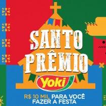Cadastrar Promoção Yoki 2017 Santo Prêmio Dez Mil Reais