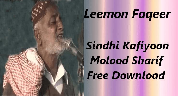 Leemon Faqeer -  Best Top 10 Sindhi  Molood Free Download