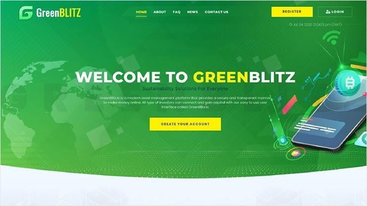 Баунти от GreenBlitz
