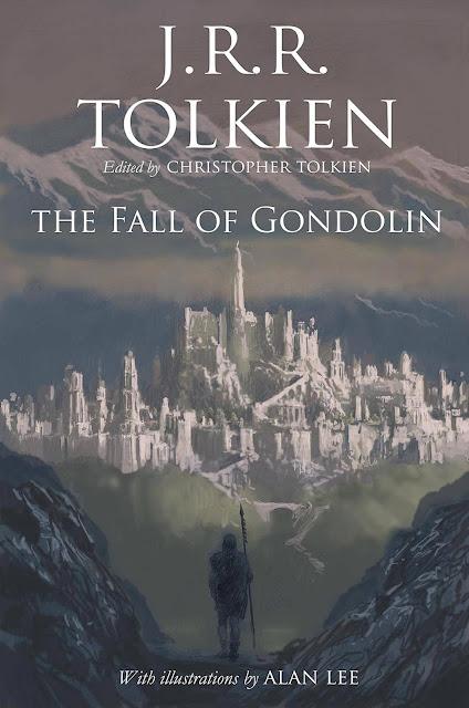 """""""The fall of Gondolin"""", el nuevo material de Tolkien"""
