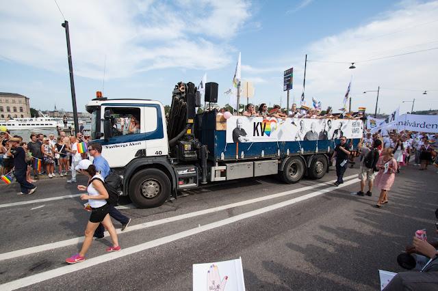 Gay pride a Stoccolma
