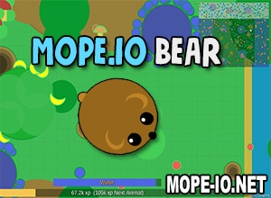 Mope.io Bear Guide