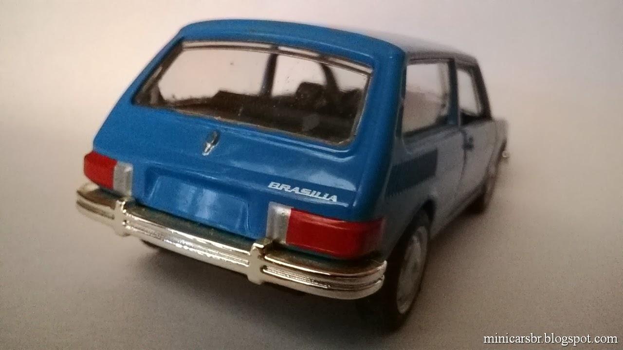 minicarsbr  miniatura nacional  volkswagen bras u00edlia