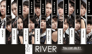 1st Single JKT48 - River
