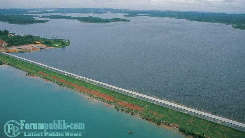 Upaya BP Batam Menambah Volume Air Baku Melalui Penerapan Hujan Buatan