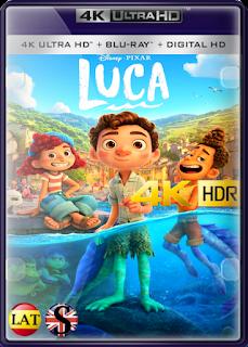 Luca (2021) REMUX 4K UHD HDR LATINO/INGLES