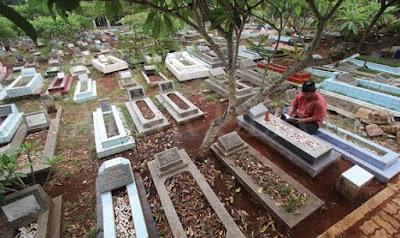 Lahan Pemakaman Khusus Corona
