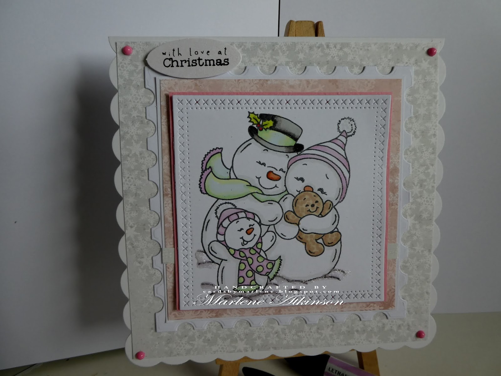 My Christmas Dream 2019.Cards Made By Marlene Christmas In July At Dream Valley