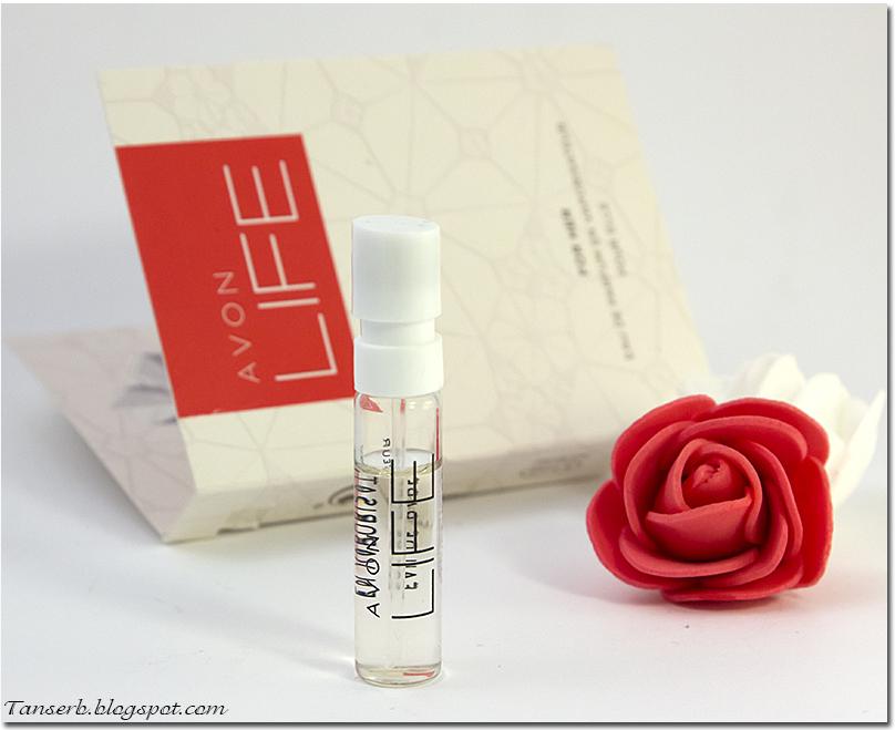 Avon Life for her eau de parfm