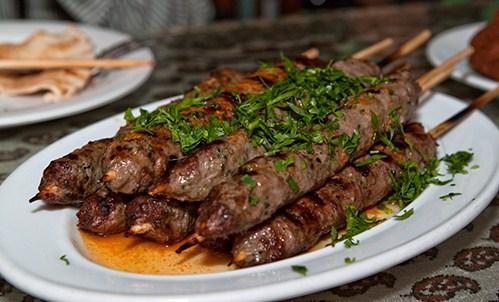 Comidas y Dulces Arabes Pasapalos y platos fuertes
