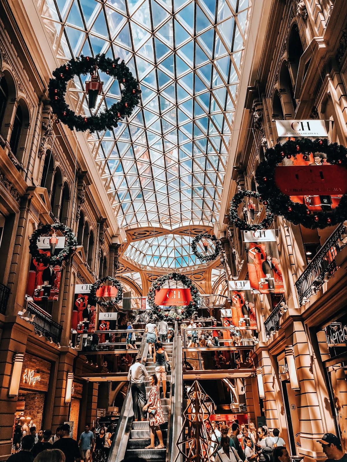 navidad 2018 galerias pacifico