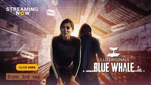 Blue Whale 2021 ULLU Hindi 720p 500MB WEBRip x264 AAC