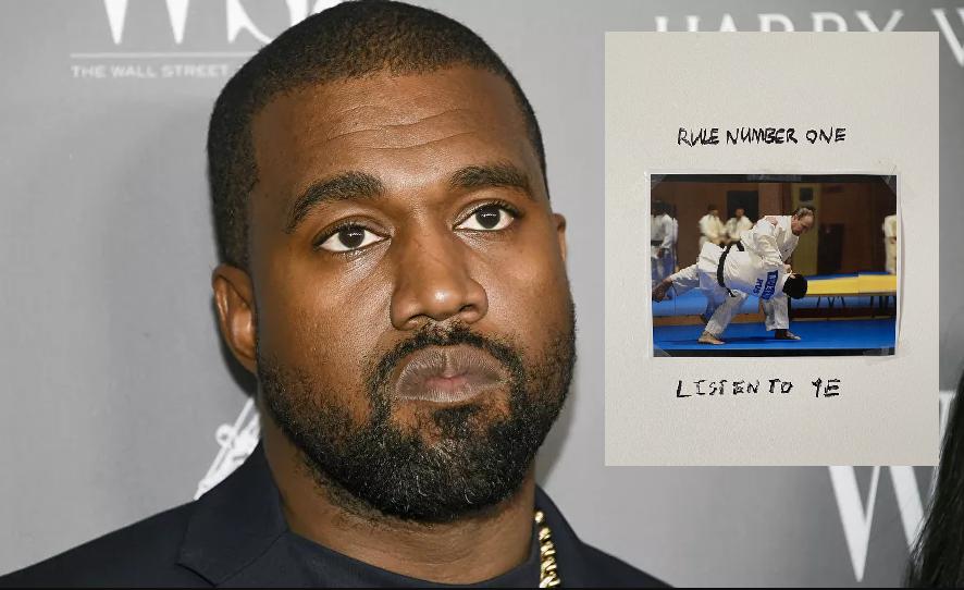 «Je suis le nouveau Moïse...!»: Kanye West compare la NBA à des navires négriers et publie une photo de Poutine