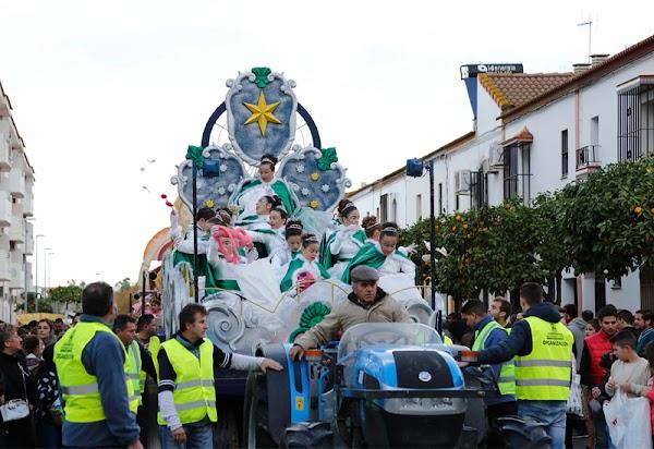 Horario e Itinerario Cabalgata de Reyes 2020 de Los Palacios y Villafranca (Sevilla)