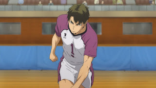 ハイキュー!! アニメ 3期2話 牛島若利 | Karasuno vs Shiratorizawa | HAIKYU!! Season3